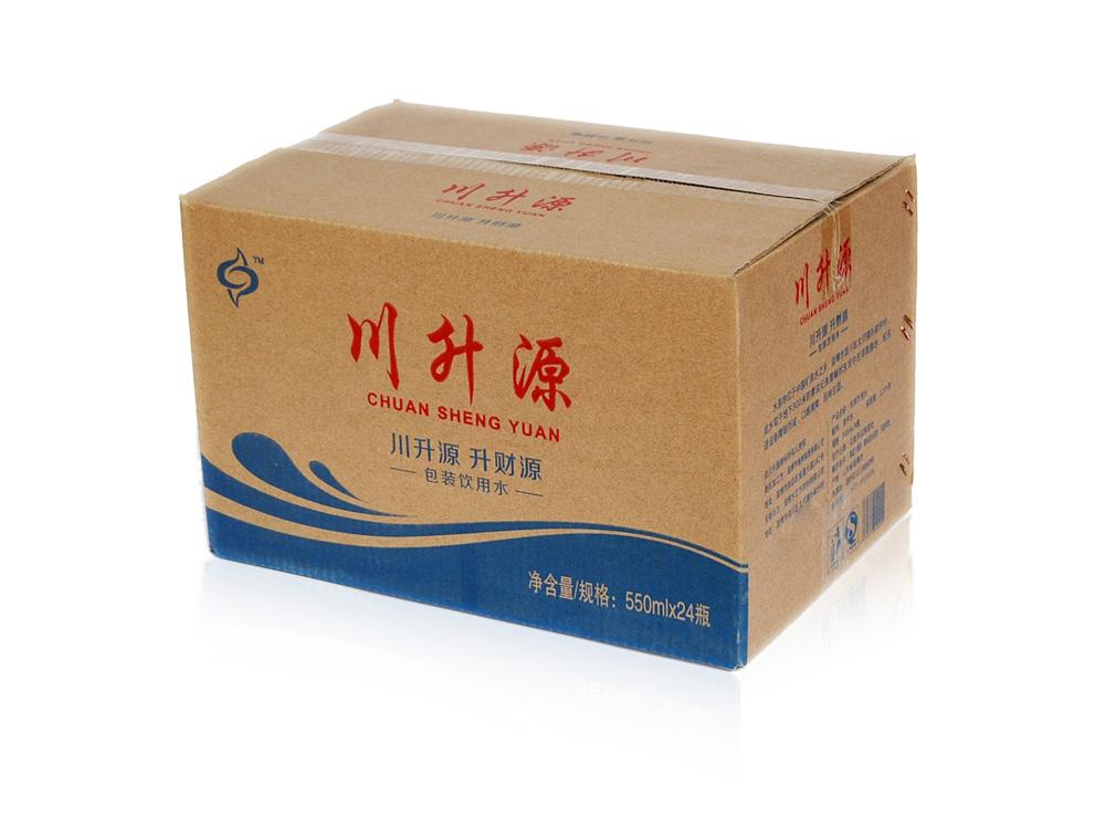 饮用shui纸箱包装盒