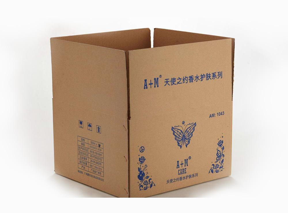 香水护肤品纸箱包zhuanghe